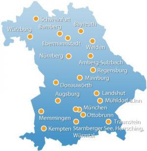 NL Karte